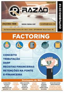 factoring informativo outubro/2018